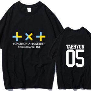 TXT T-Shirt Taehyun