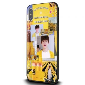 TXT iPhone Case #3