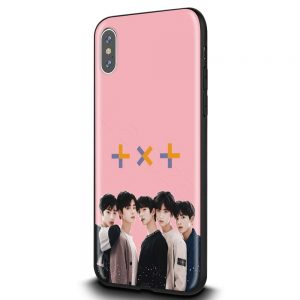 TXT iPhone Case #4