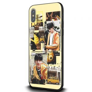TXT iPhone Case #9