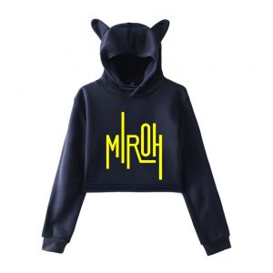 Stray Kids Cropped Hoodie #3