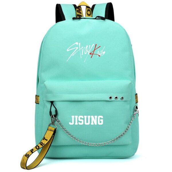 stray kids backpack