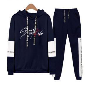 Stray Kids Hoodie + Pants