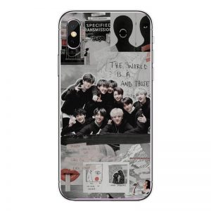 Stray Kids iPhone Case #7