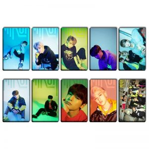 Stray Kids Lomocard