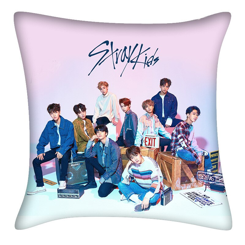 stray kids pillow