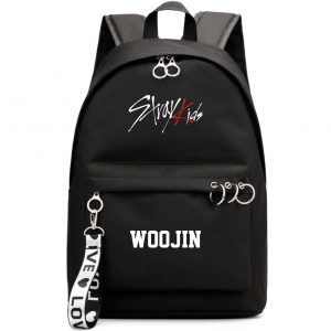 Stray Kids Woojin Backpack
