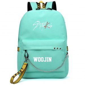 Stray Kids Woojin Backpack