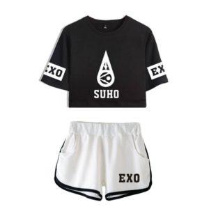 EXO Suho Tracksuit #1