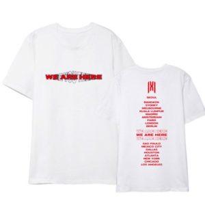 MonstaX T-Shirt #1