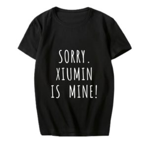 EXO Sorry is Mine T-Shirt #1