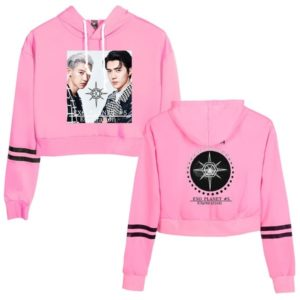 EXO Cropped Hoodie #1