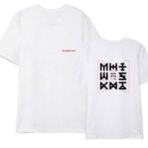 MonstaX T-Shirt #3