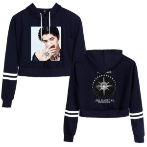 EXO Cropped Hoodie #3