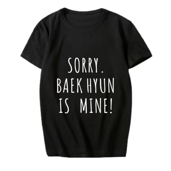 exo tshirt