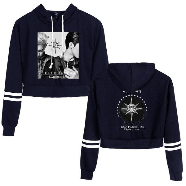 exo merch hoodie