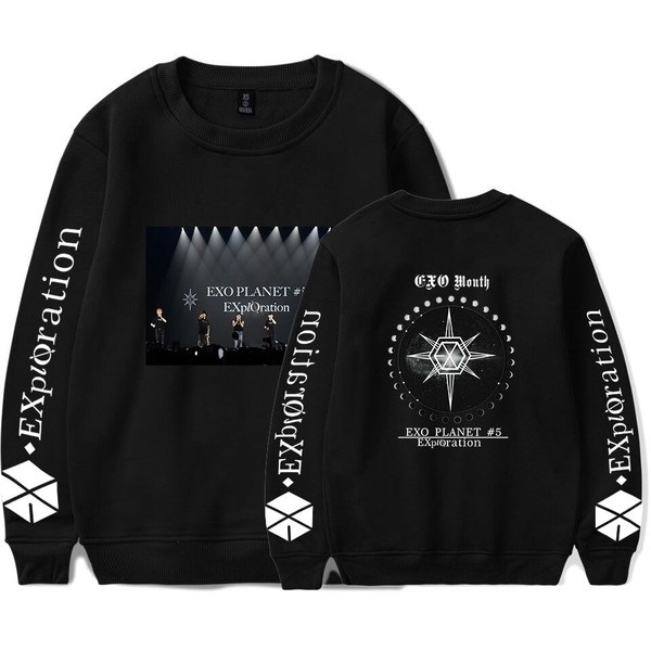 exo sweatshirt merch
