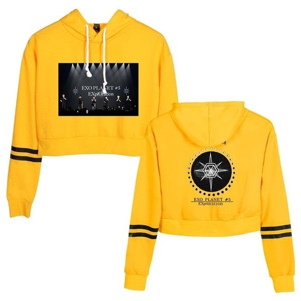 exo hoodie