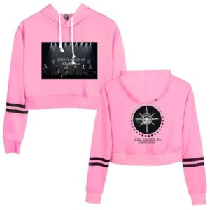 EXO Cropped Hoodie #5