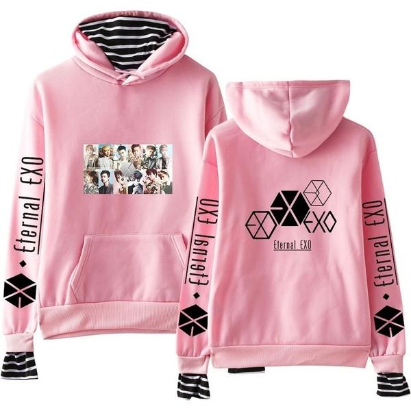 exo hoodie merch