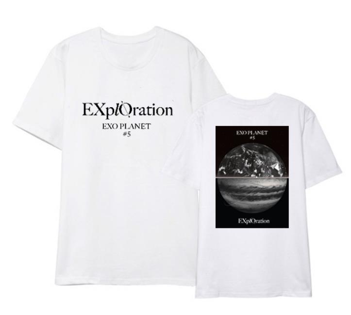 exo exploration t-shirt