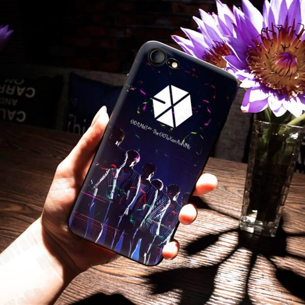 exo iphone case