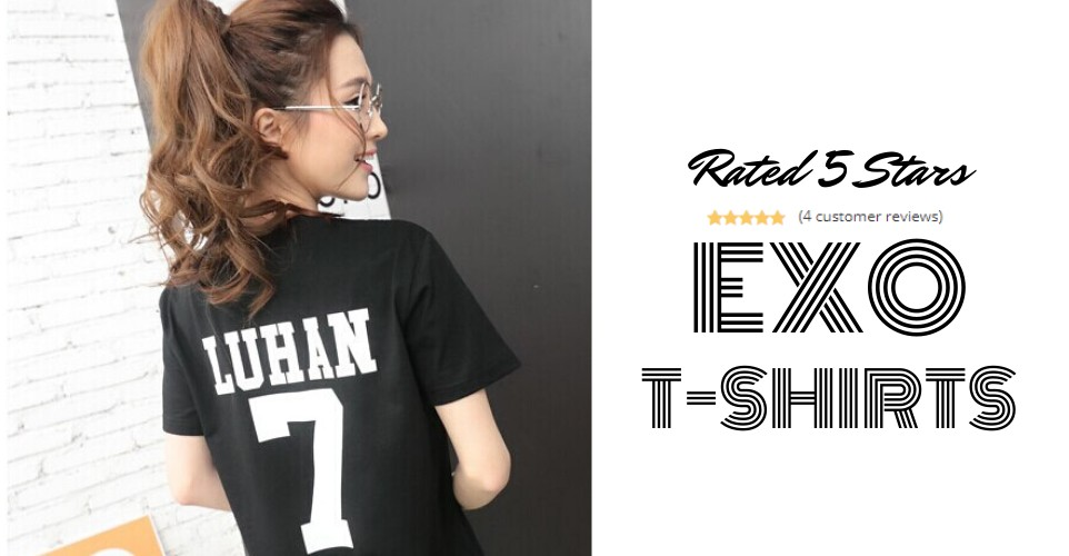 exo t-shirts