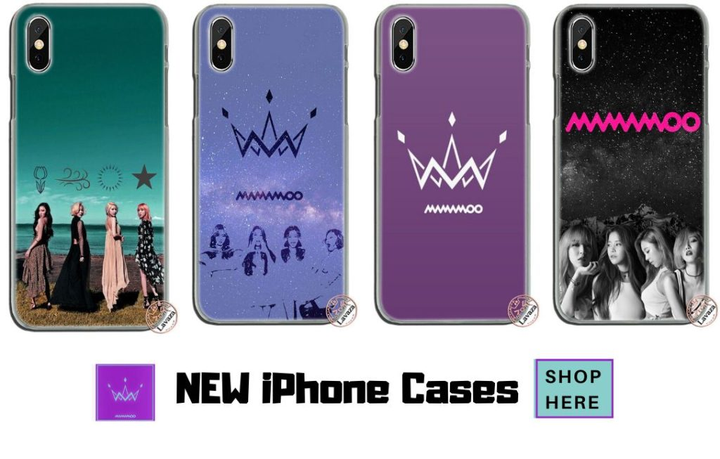 mamamoo iphone cases