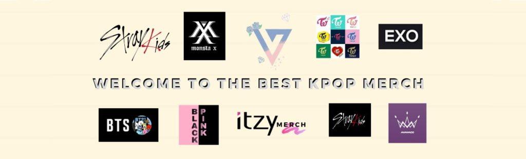 best kpop merch