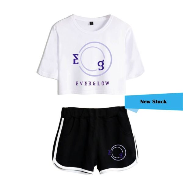 everglow tracksuit
