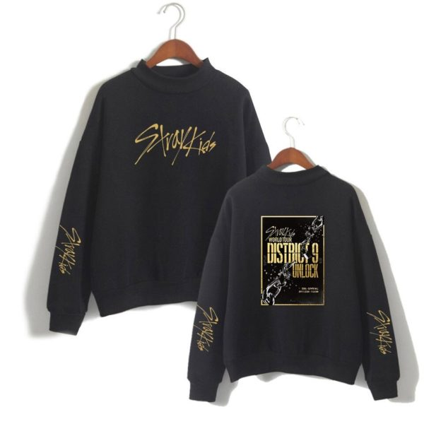 stray kids district 9 sweatshirt