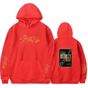 Stray Kids District 9 Hoodie #1