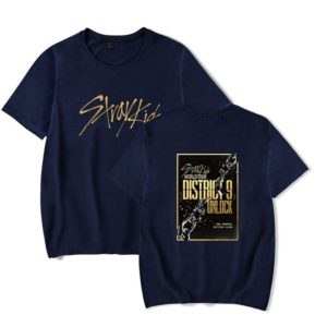 stray kids district 9 t-shirt