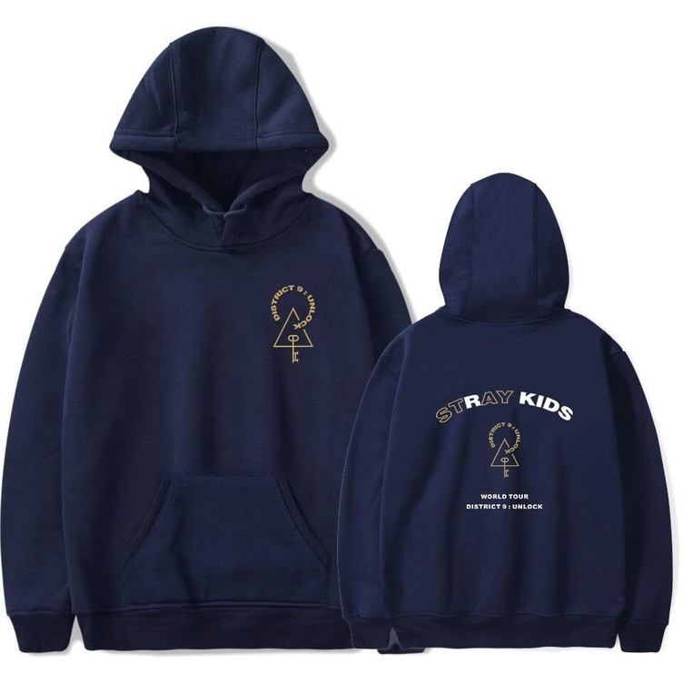 stray kids district 9 hoodie
