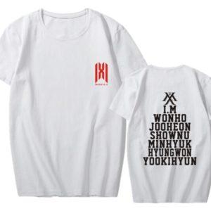 MonstaX T-Shirt #9
