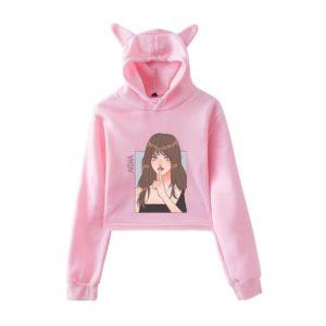 everglow aisha hoodie