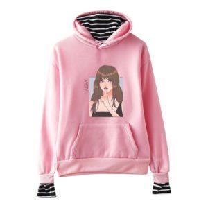 everglow aisha hoodies