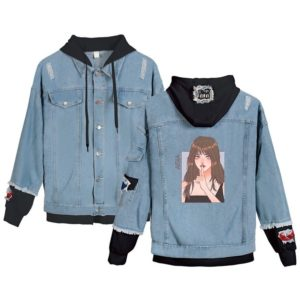 Everglow Denim Jacket – Aisha
