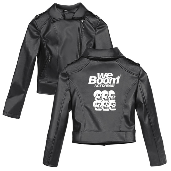 nct leather jacket
