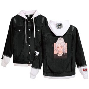 Everglow Denim Jacket – Mia