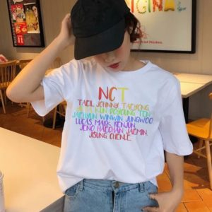 NCT T-Shirt #8