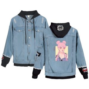 Everglow Denim Jacket – Onda