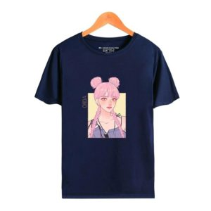 everglow t-shirt
