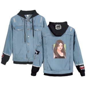 Everglow Denim Jacket – Sihyeon