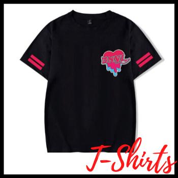 nct t-shirts