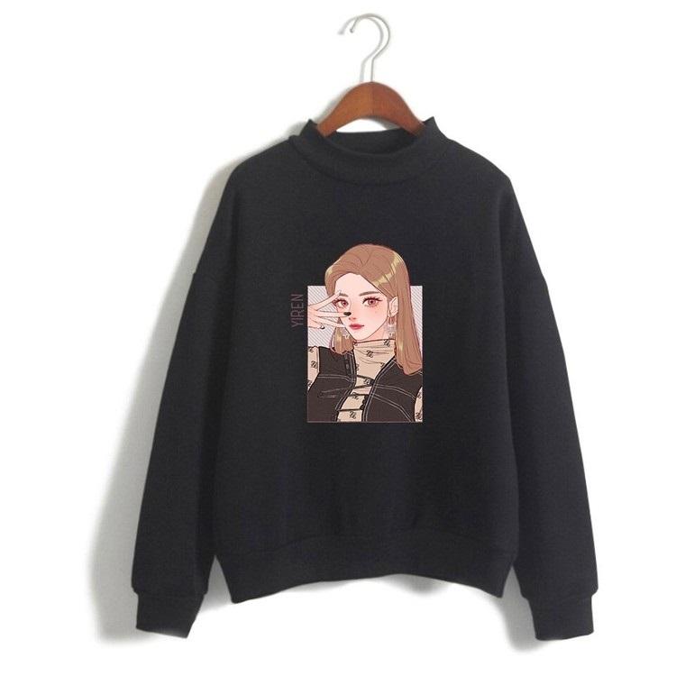 everglow sweatshirt
