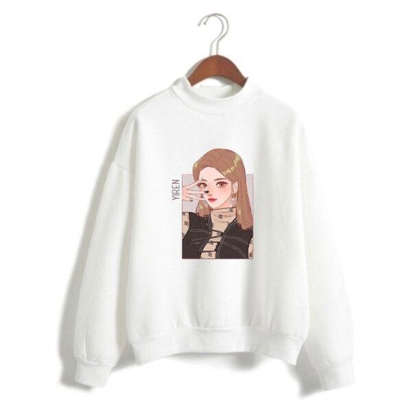 everglow sweatshirt yiren