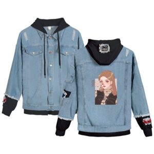 Everglow Denim Jacket – Yiren