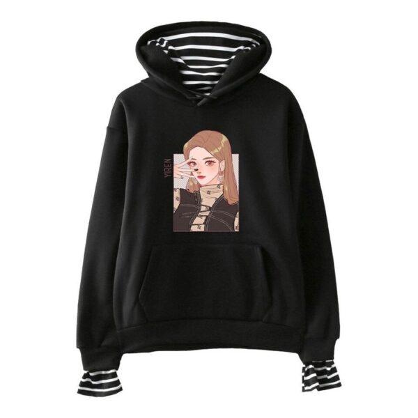everglow yiren hoodies