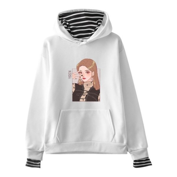 everglow yiren hoodie